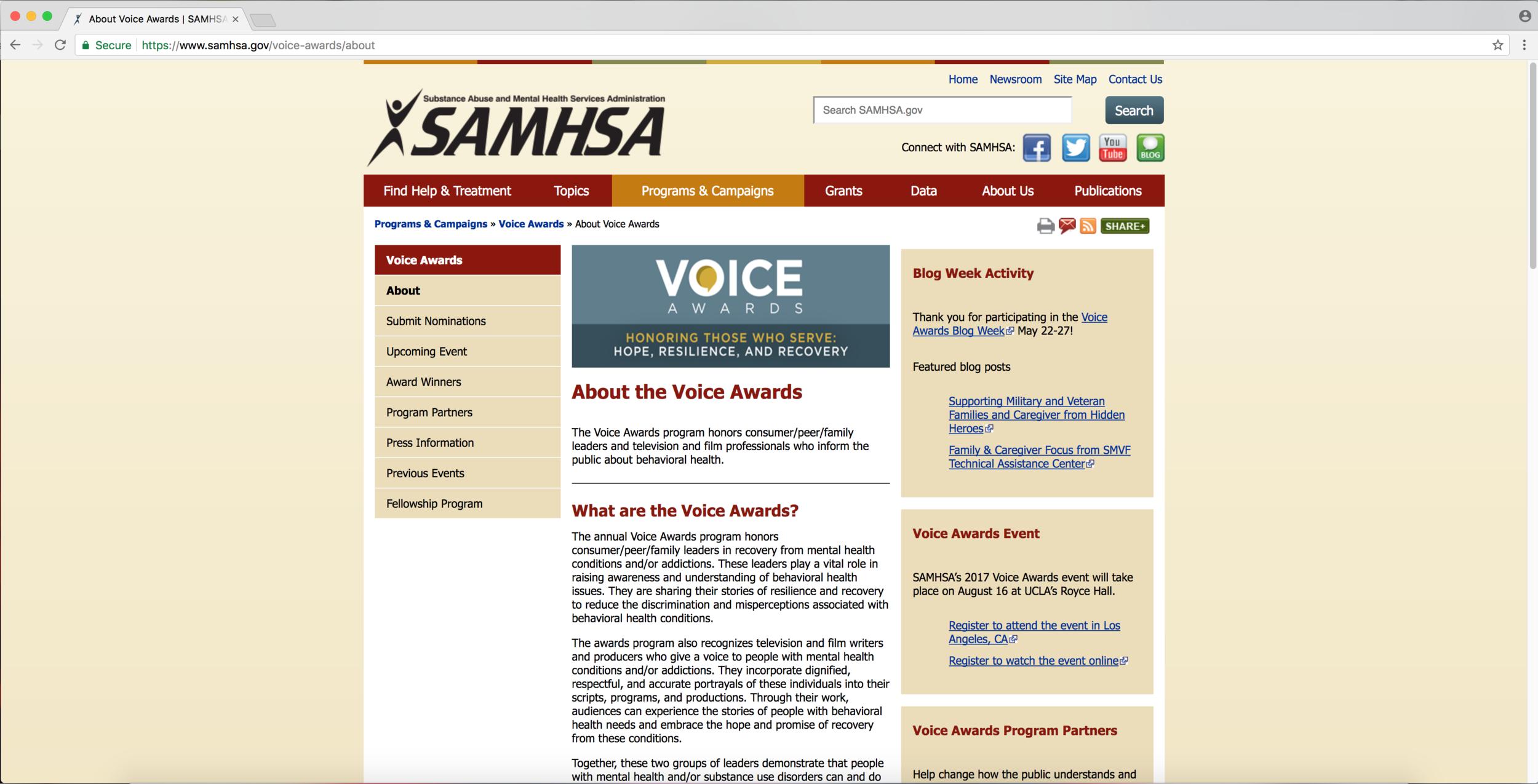 VPRP_SAMHSA2017VoiceAwards_ScreenShot.png