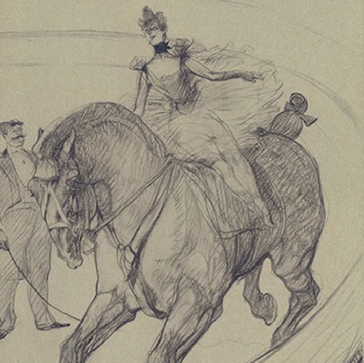 Henri deTOULOUSE-LAUTREC - 1864 - 1901