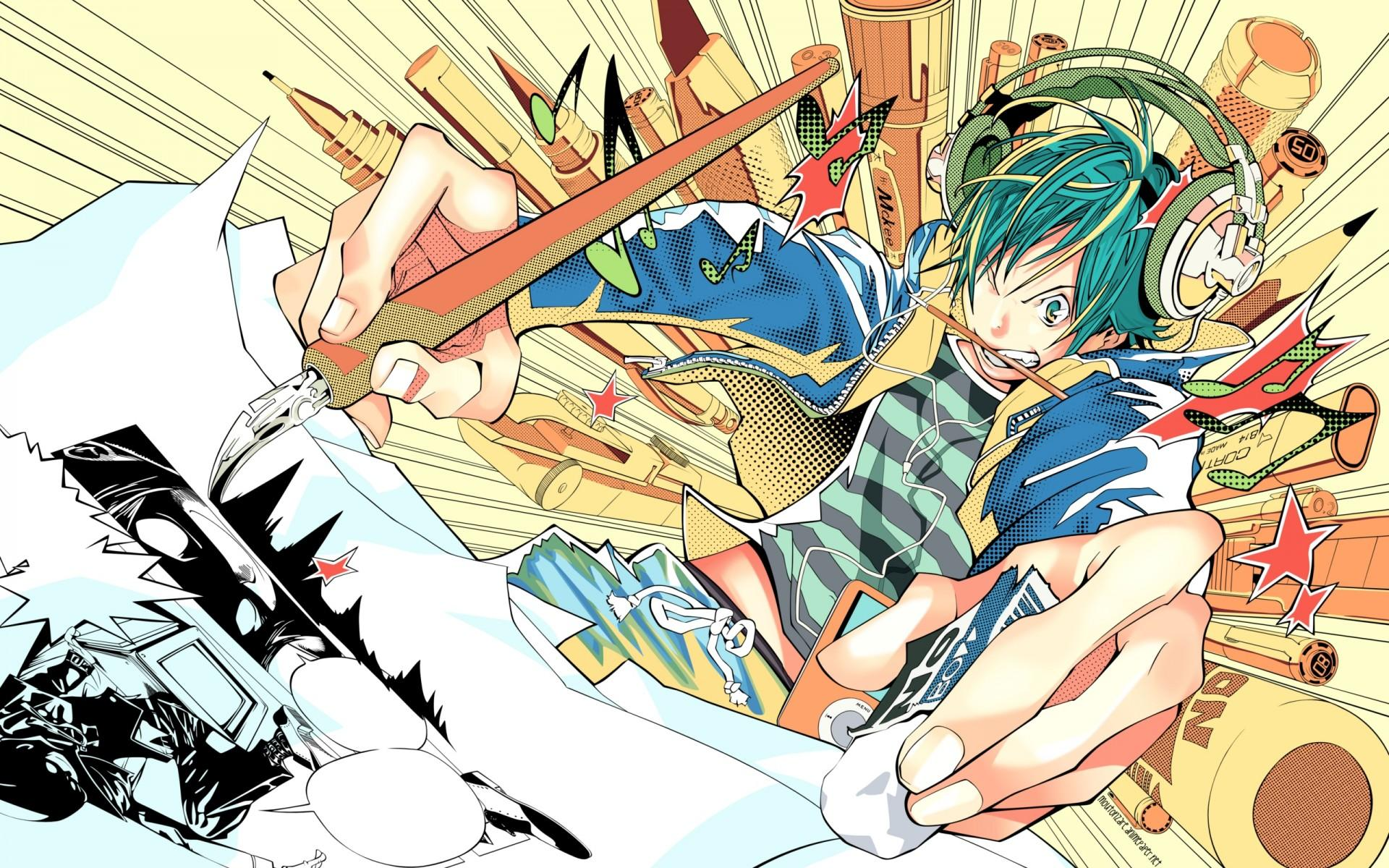 Manga is just insanity. Really.