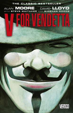 Plus they have surprising cultural impacts. The symbol of anonymous, for instance, is inspired by the mask of the character 'V' in  V for Vendetta .