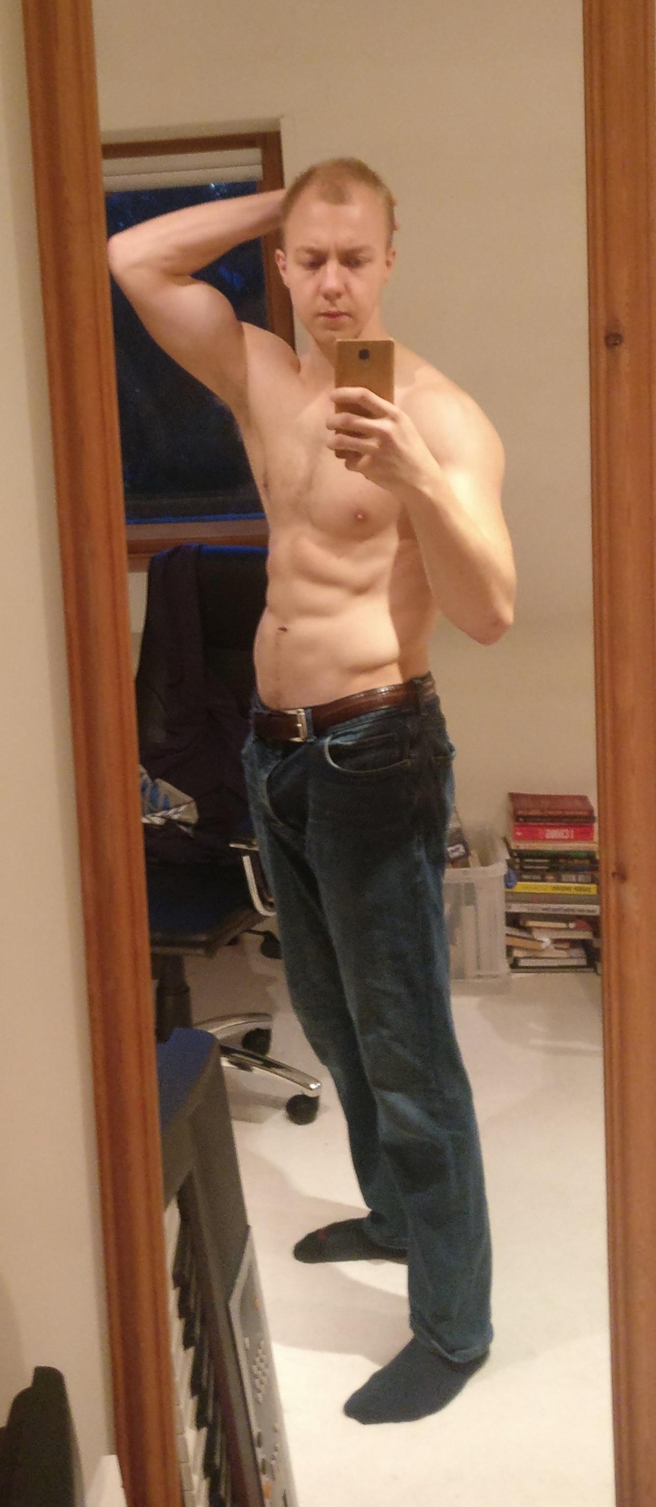 October, 2018, 78kg