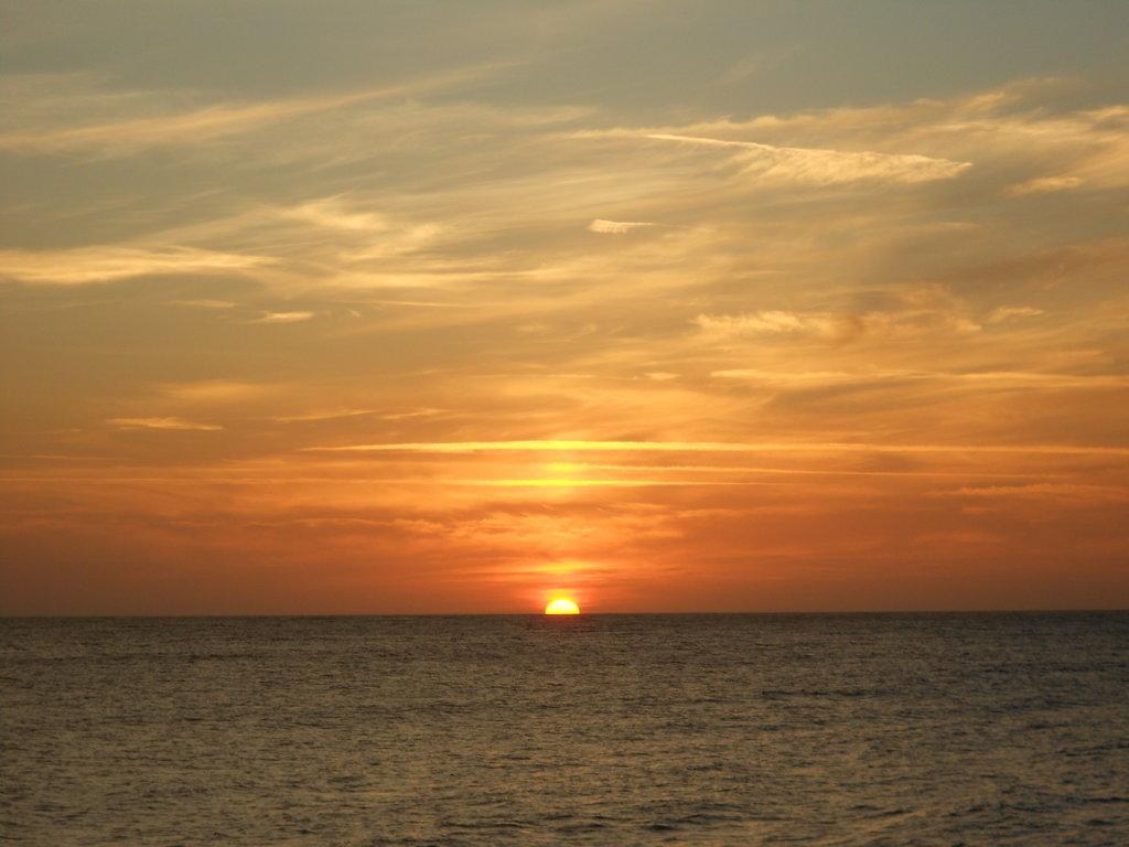 Pôr do sol Jamaica