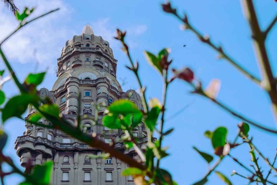 Palácio Salvo, Montevidéu, Uruguai