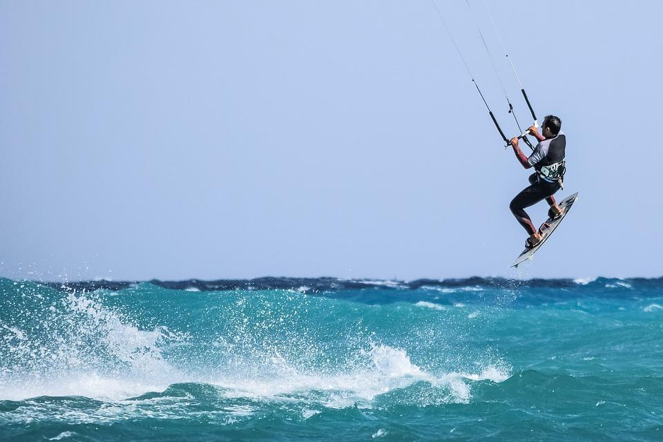 Kitesurfe