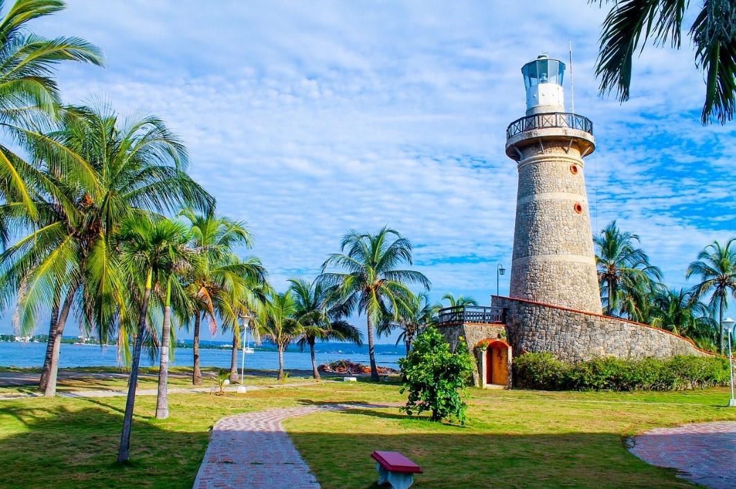 Cartagena das Índias, Colômbia.