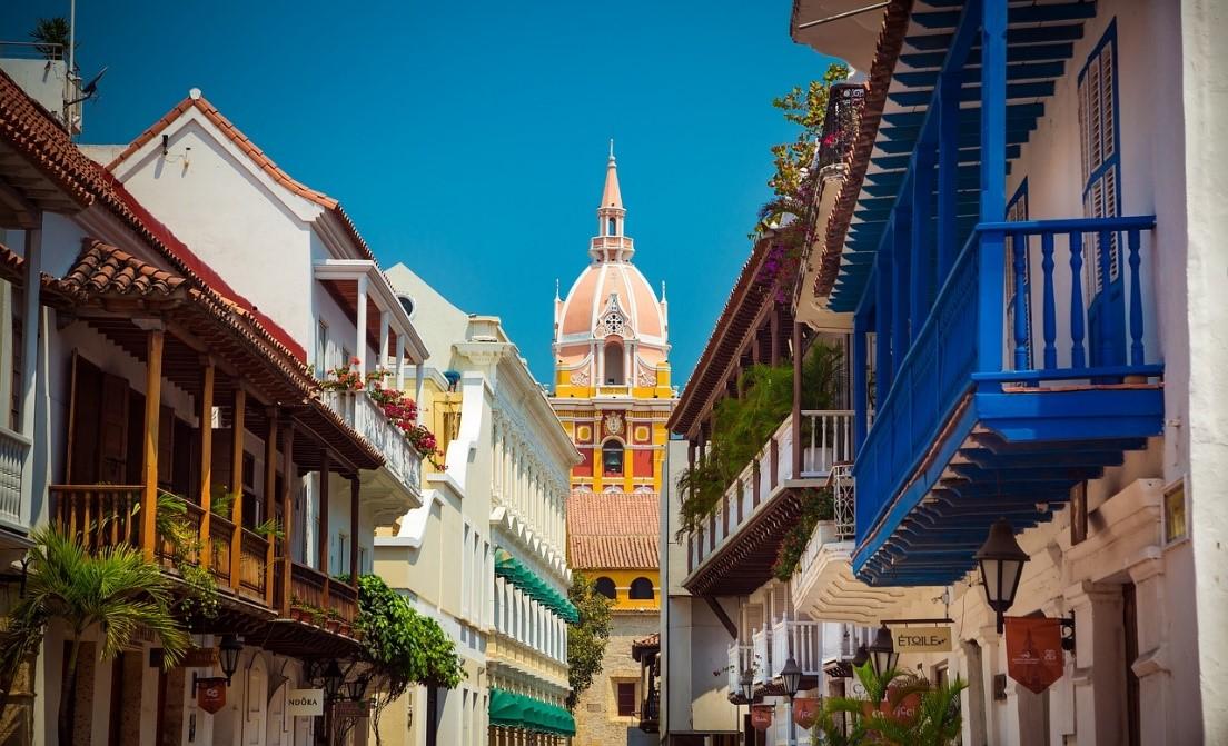 Cidade Amuralhada, Cartagena das Índias