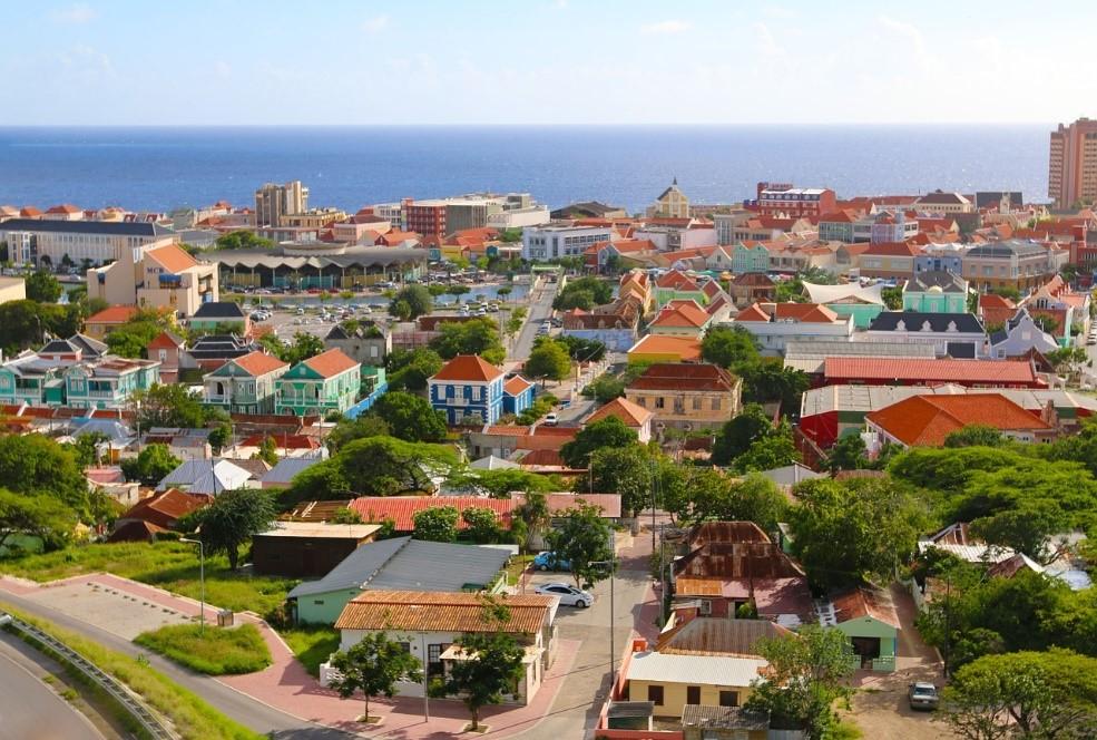Oranjestad, Aruba.