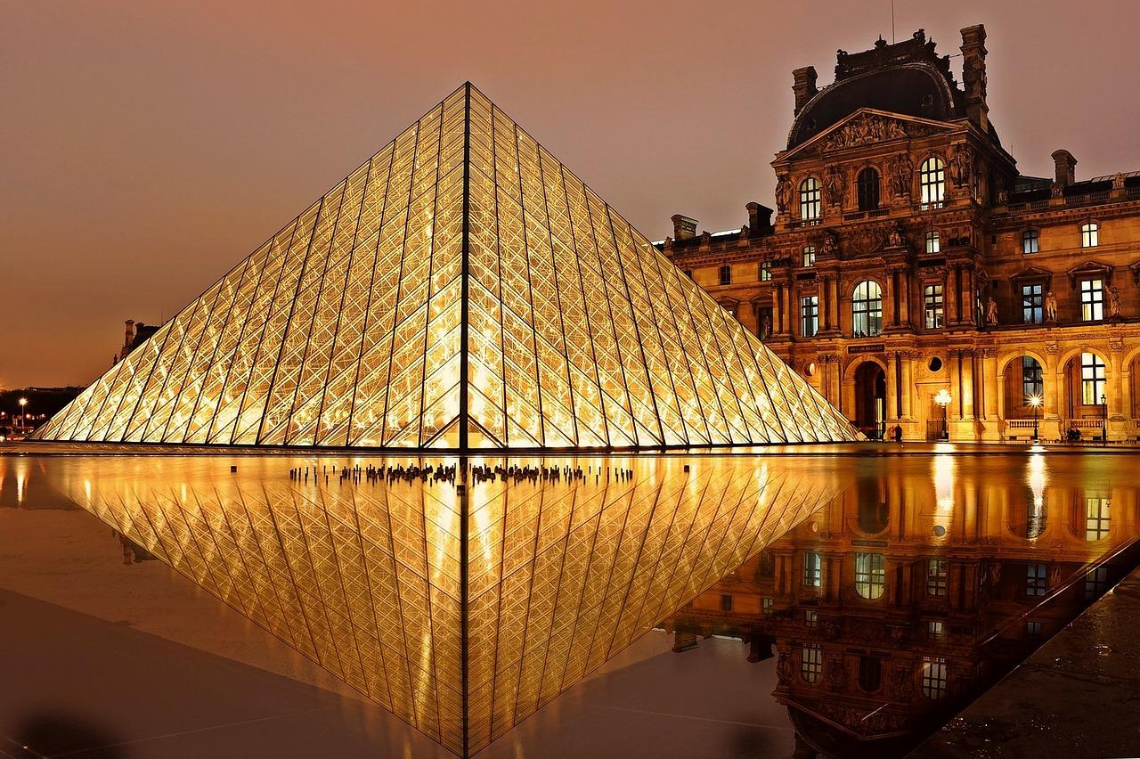 Museu do Louvre, Paris.