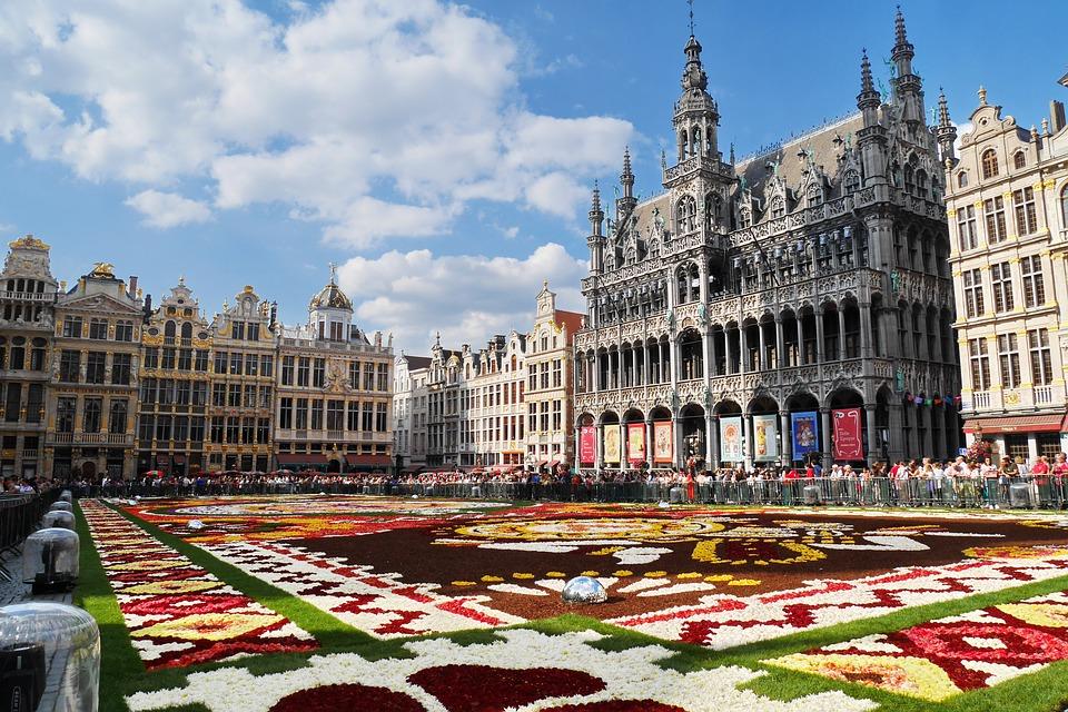 Bruxelas, Bélgica.