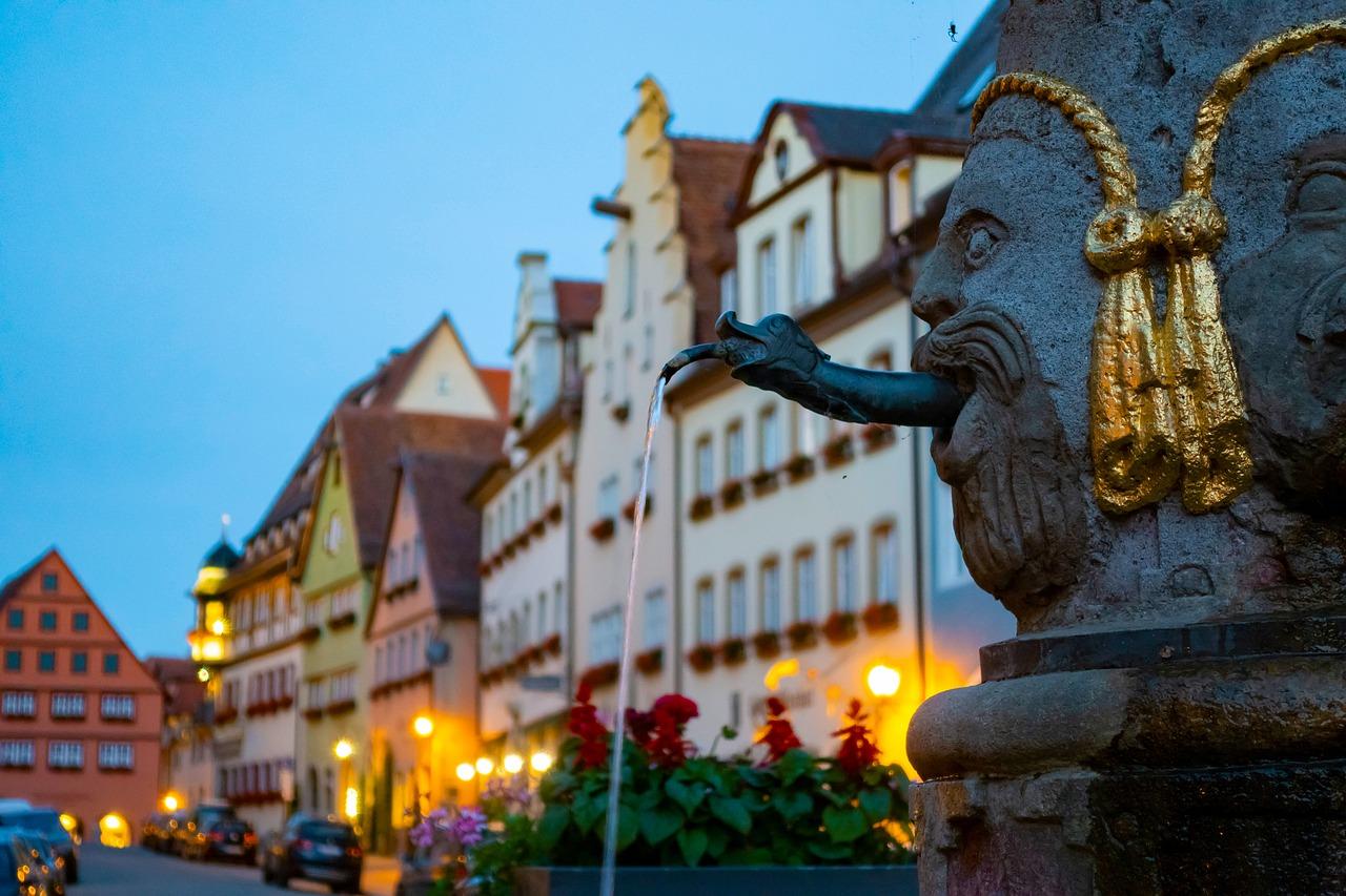 Rothenburg, Alemanha.