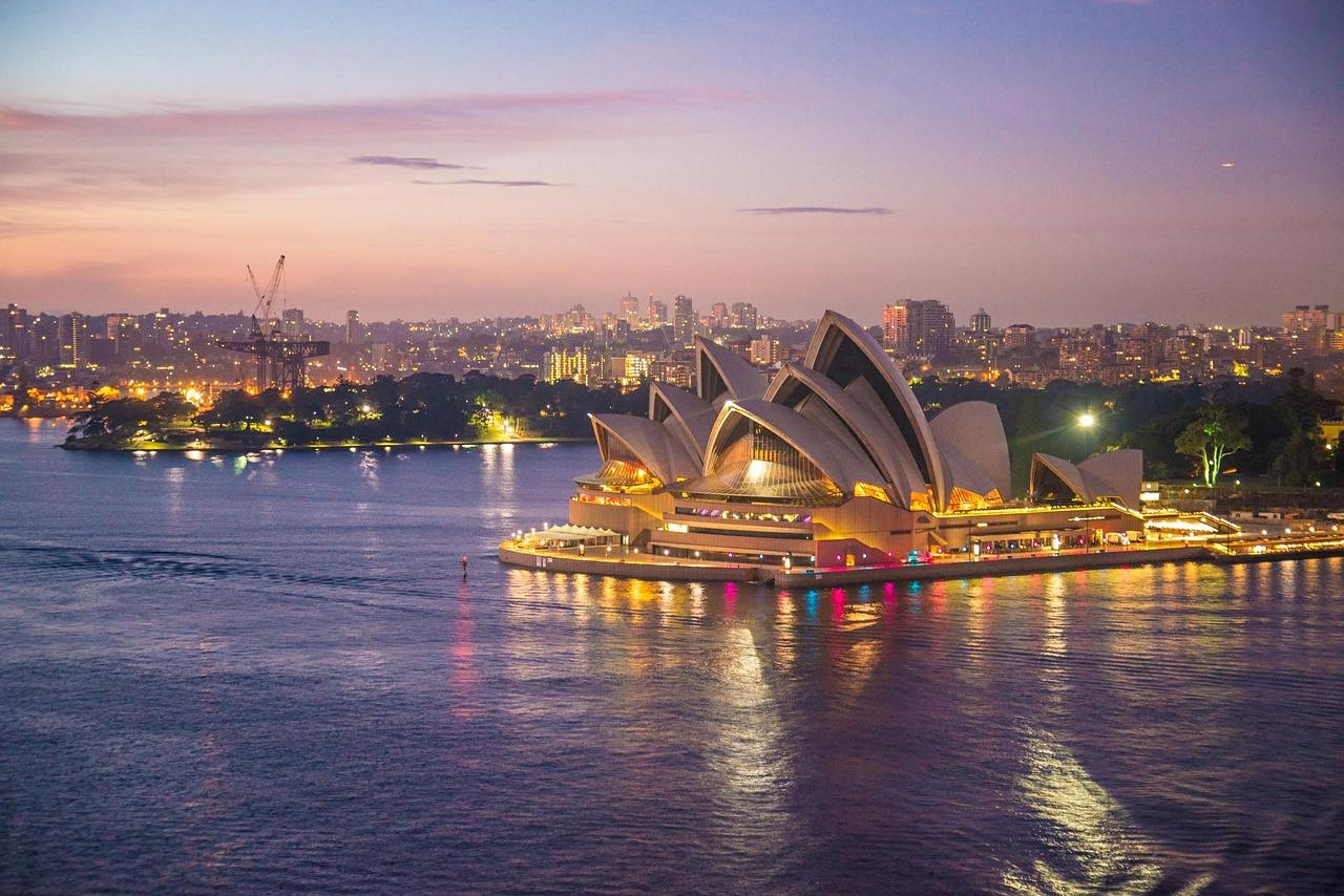 Sydney, Austrália.