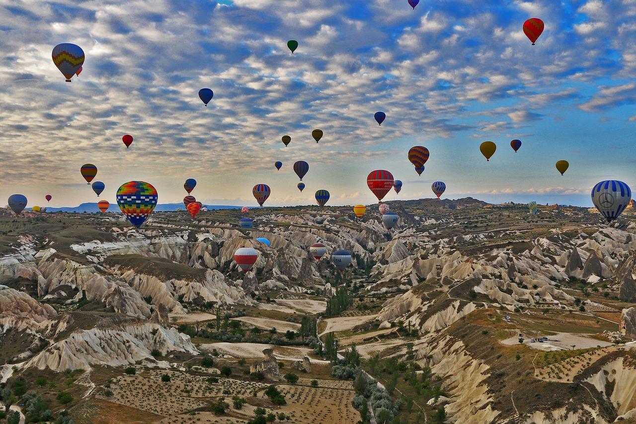Capadócia, Turquia.