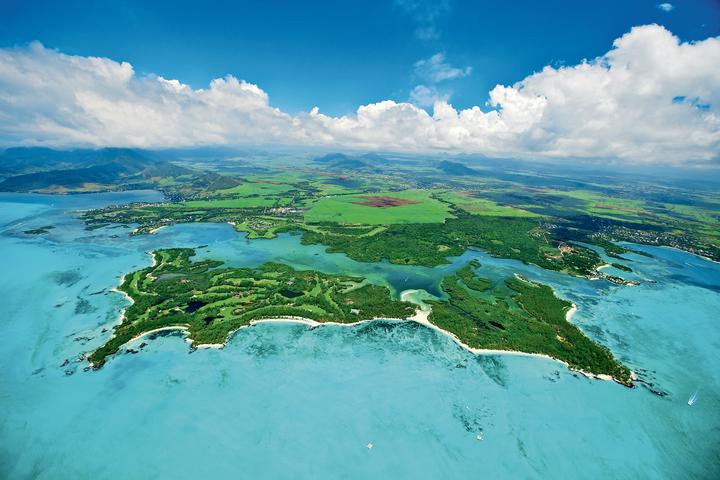 Ille Aux Cerfs, Mauritius.