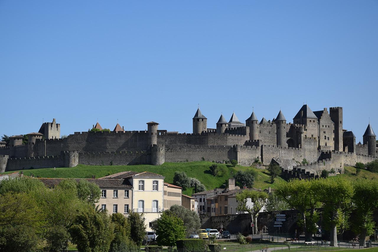 Carcassonne, França.