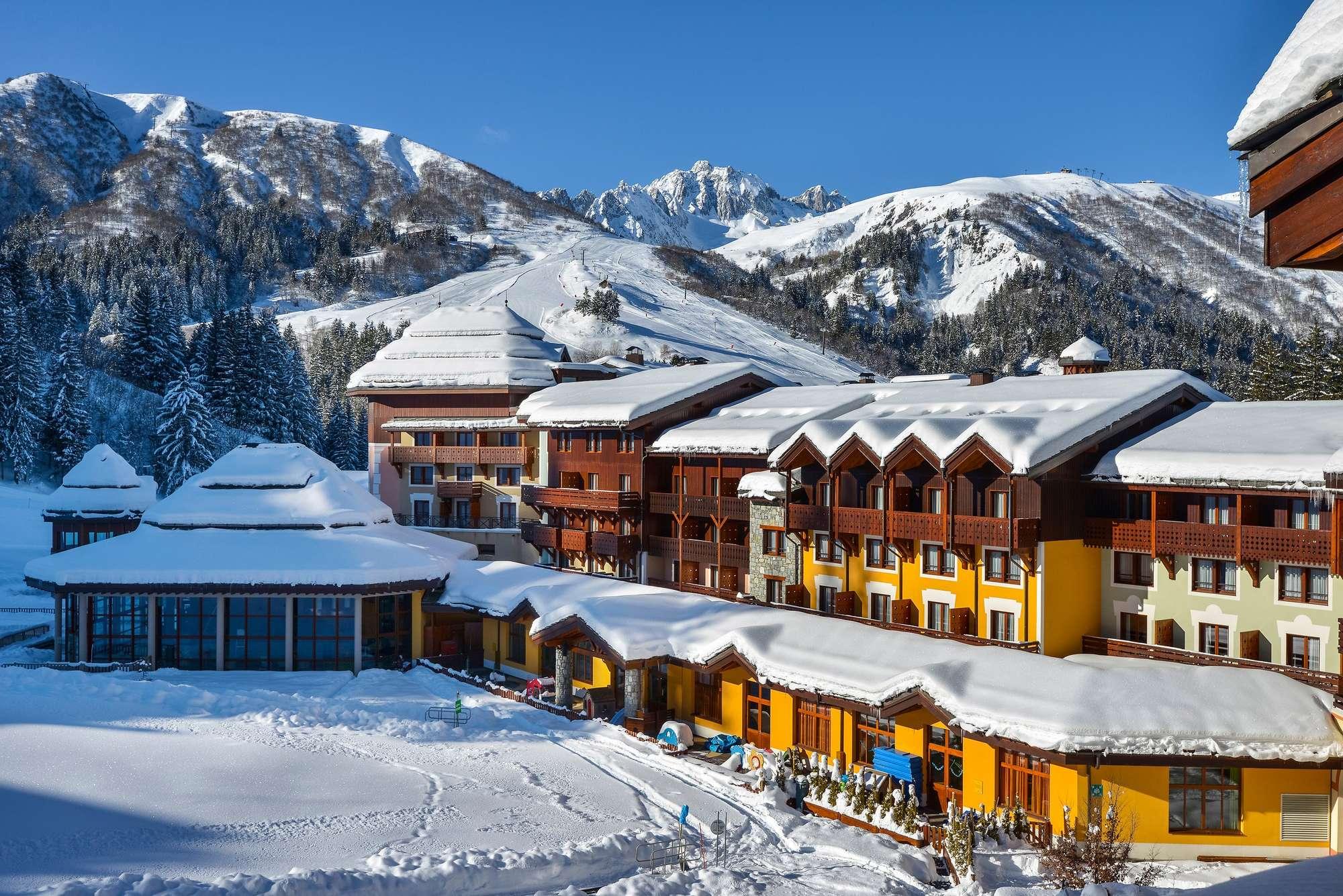 Resort Club Med de Valmorel. Foto retirada do site.