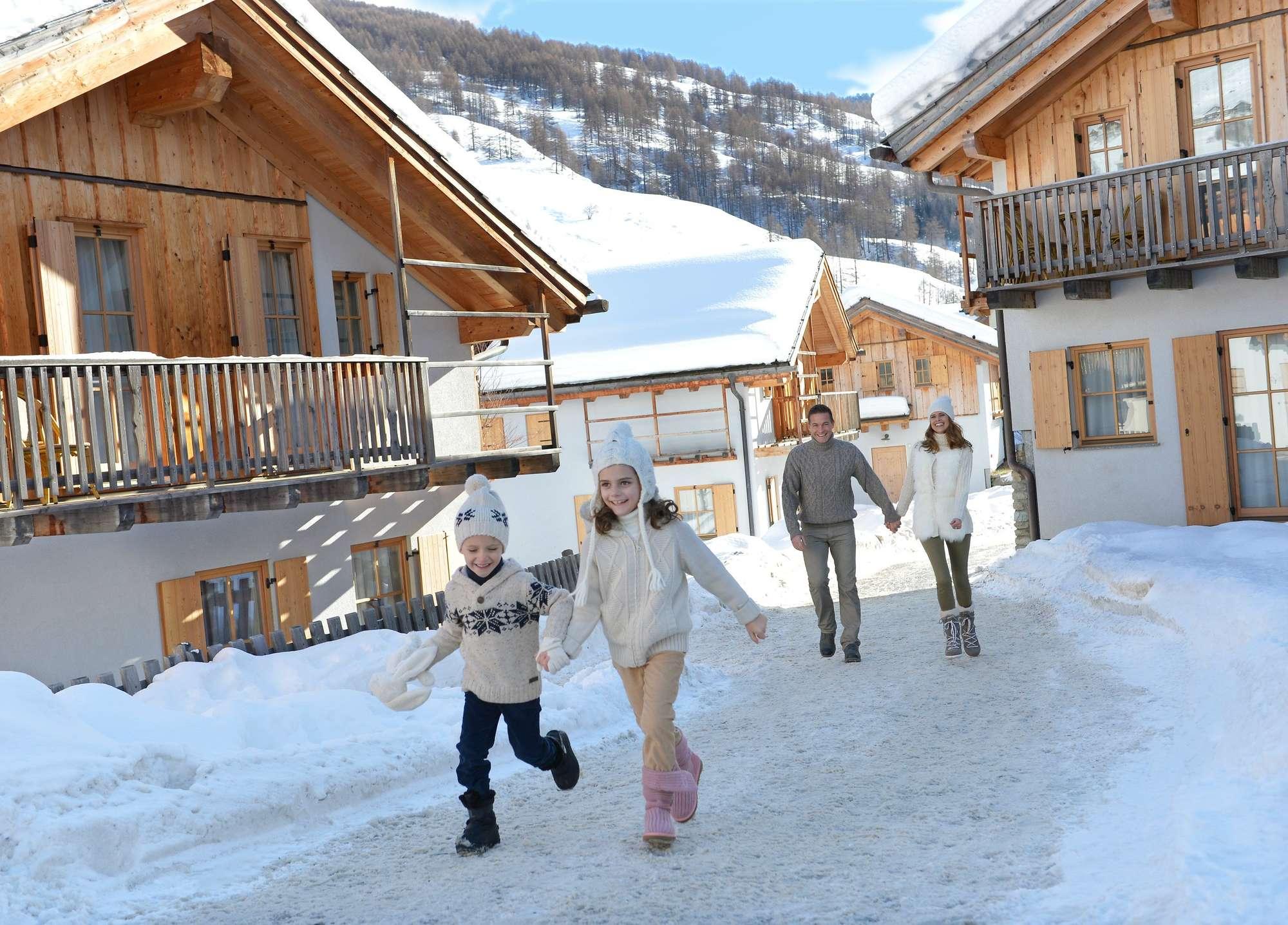 Resort Club Med de Pragelato Vialattea. Foto retirada do site.