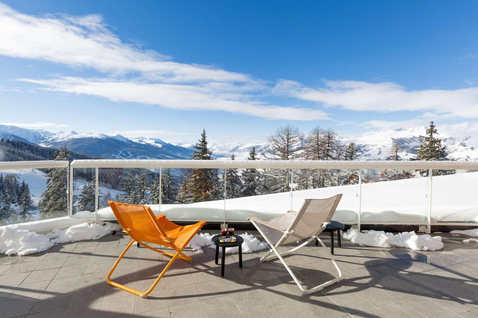 Resort des Arcs Panorama da Club Med. Foto retirada do site.