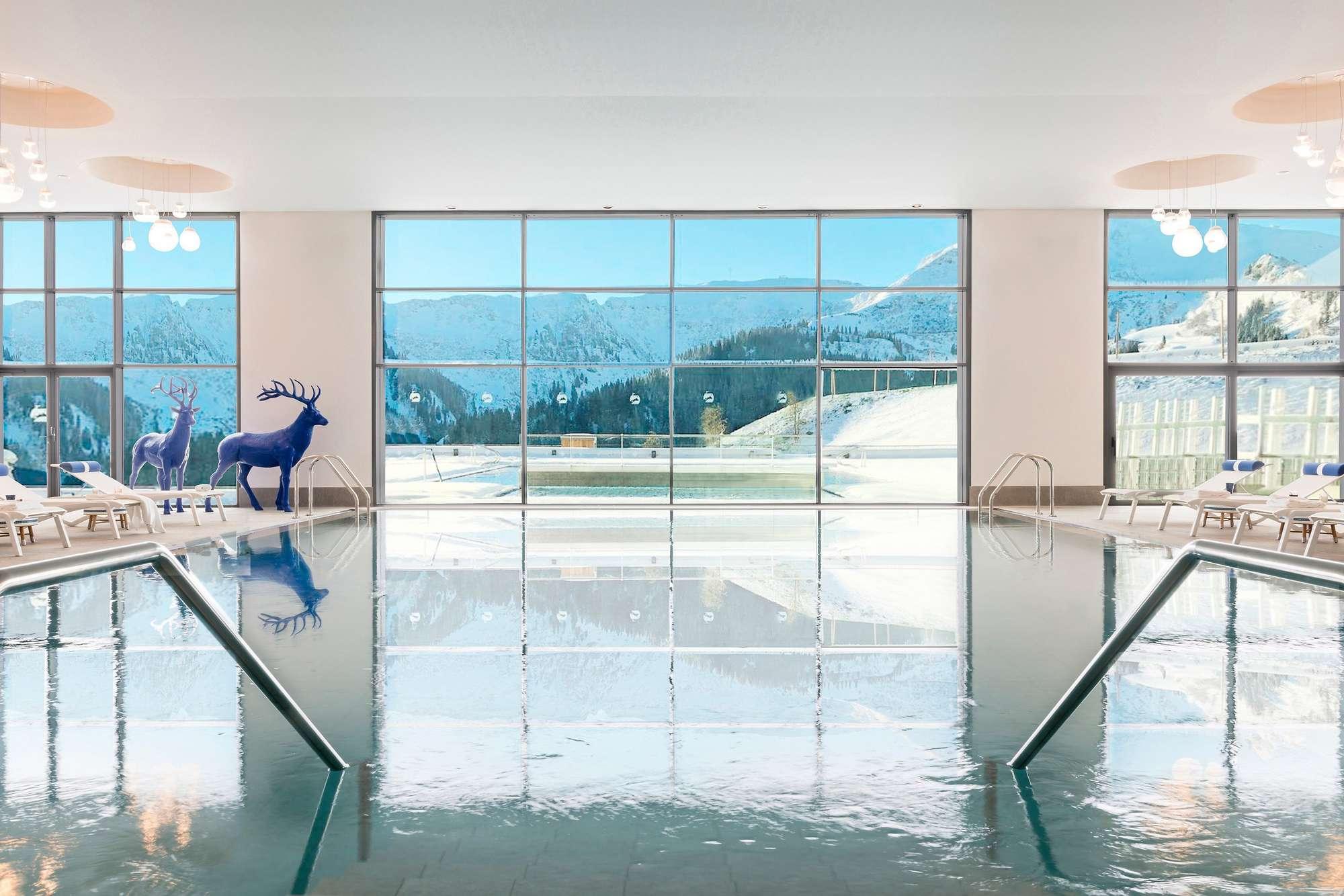 Resort Club Med Grand Massif Samoens Morillon. Foto retirada do site.