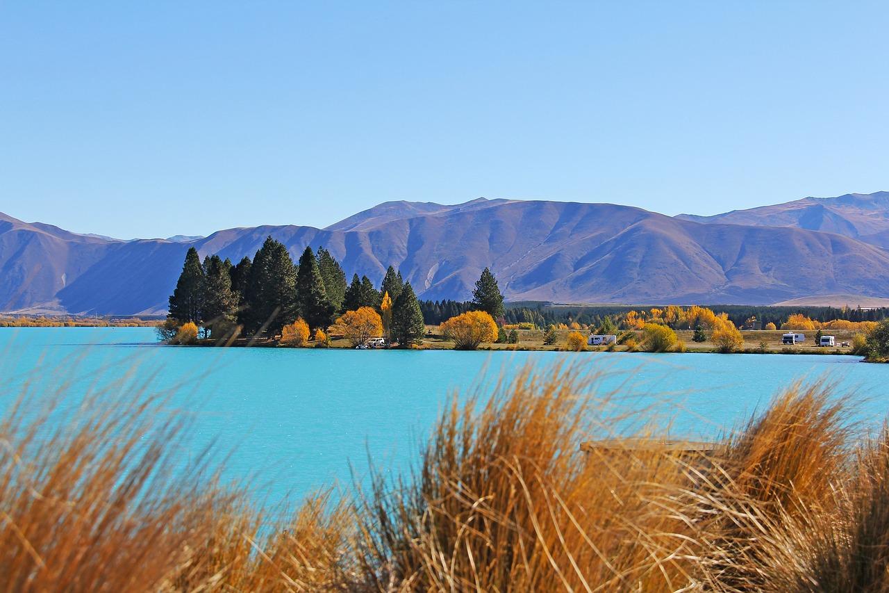 Queenstown, Nova Zelândia.