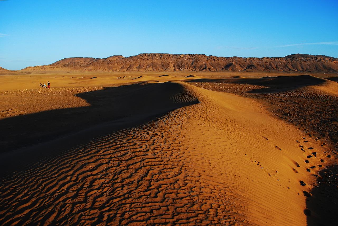 Deserto de Zagora.