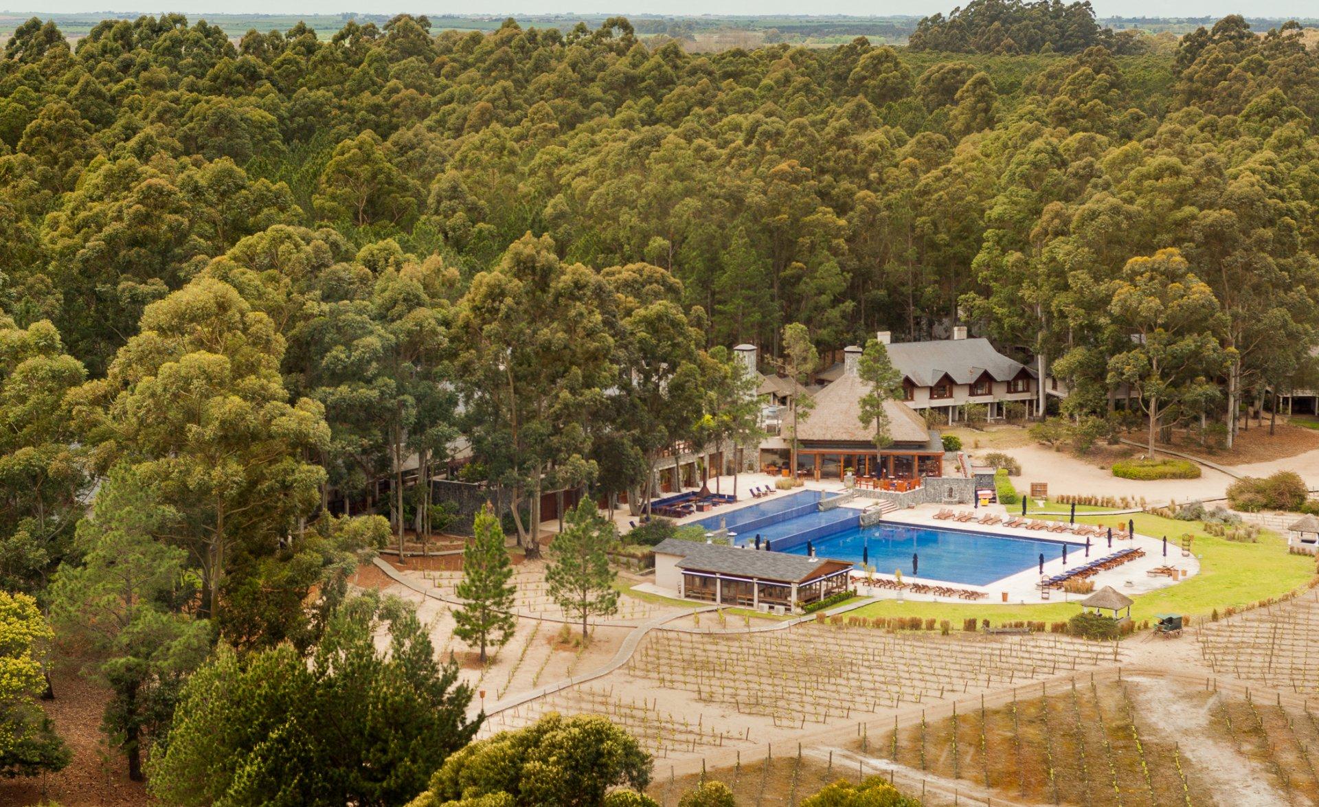 Foto retirada do site do resort.