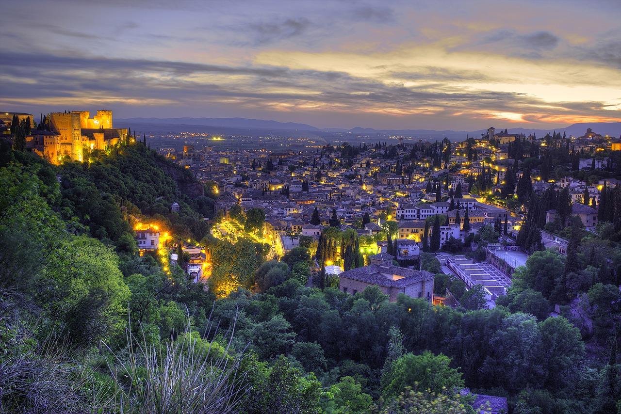 Granada, Espanha.