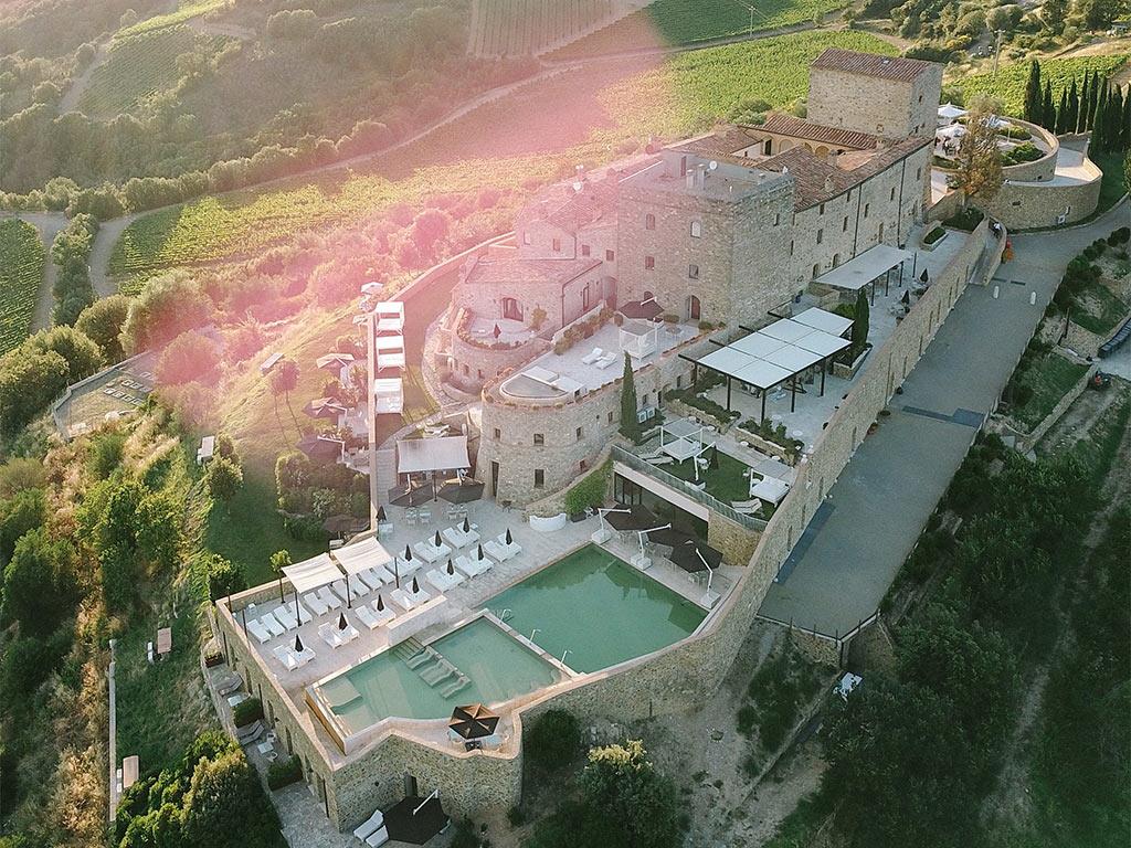 Foto retirado do site do Castello di Velona.