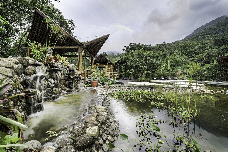 Foto retirada do site do Banana Bamboo Ecolodge.