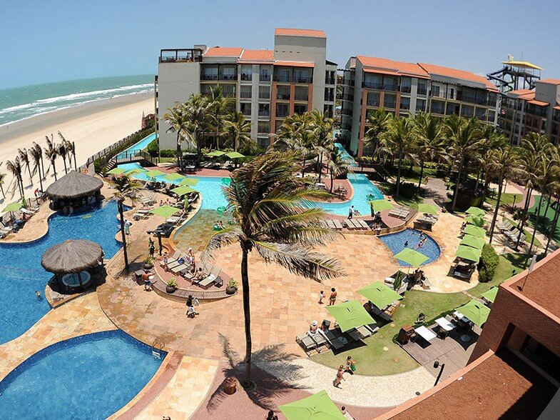 Foto retirada do site do Acqua Beach Park Resort.
