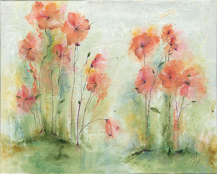 Francie Thomas - 16x20 Multimedia Paper Flower low res.jpg