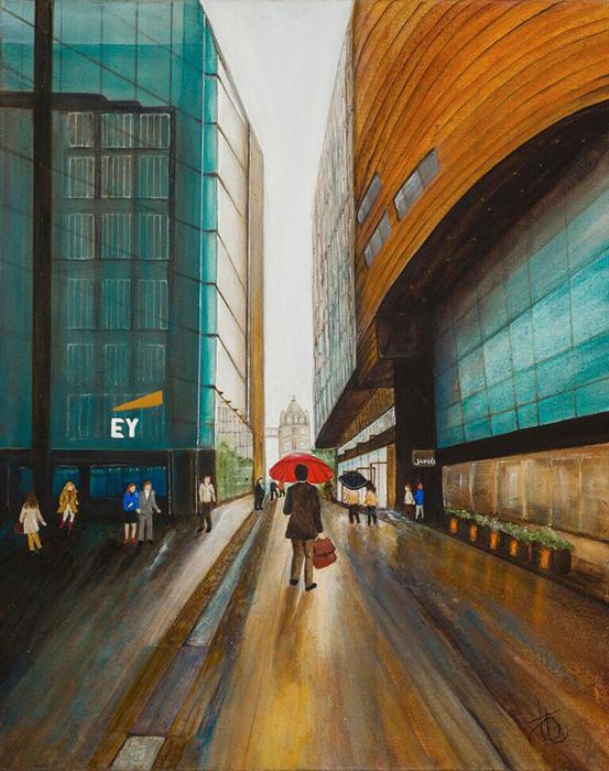 London Rain