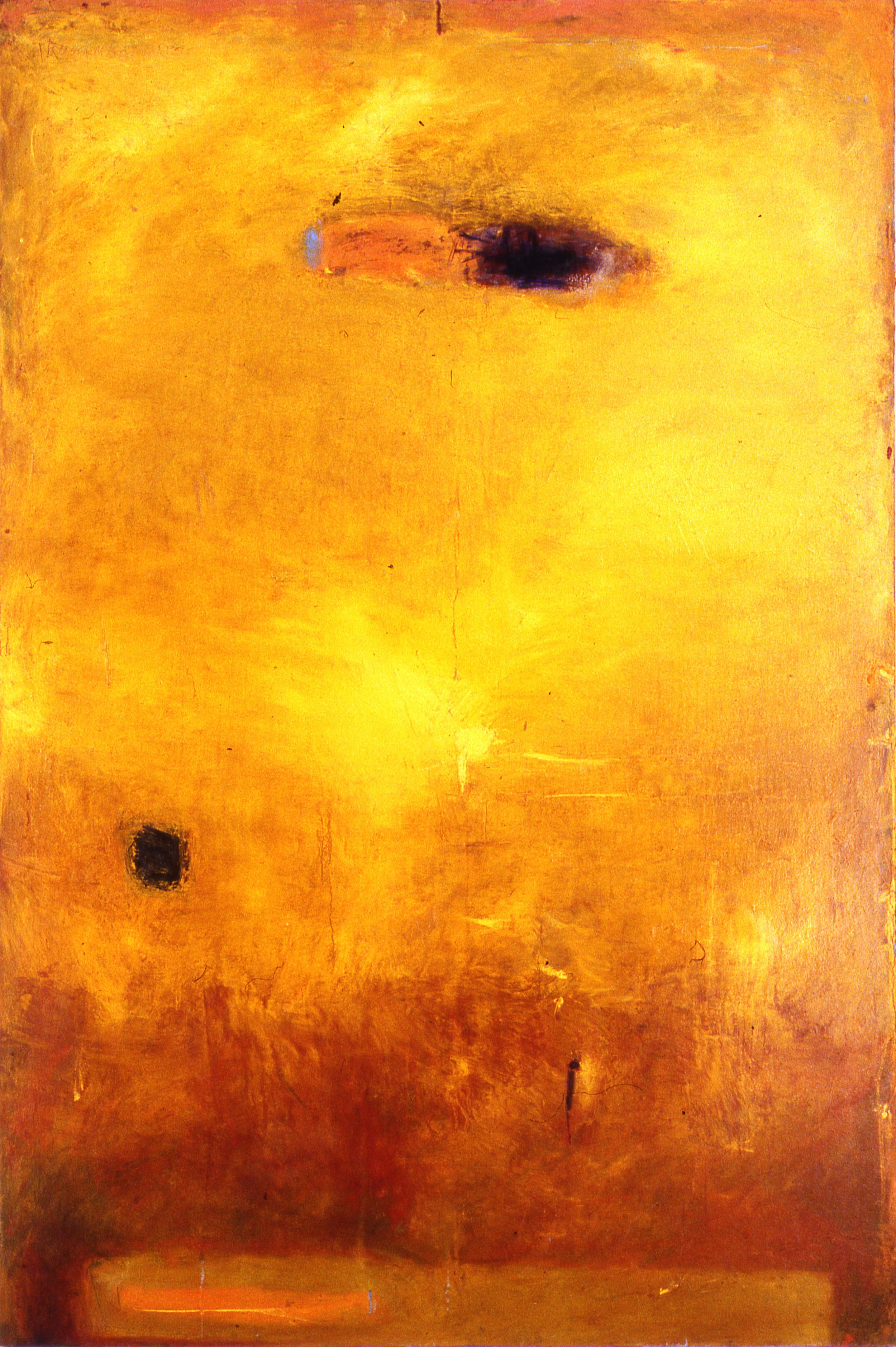 p4. B.102  I Look for the Sun  Oil on canvas 62 x 41.jpg