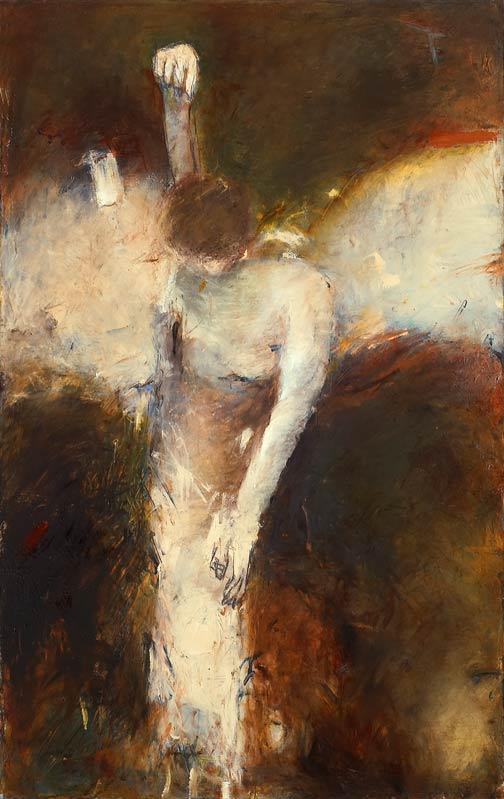 P6. GUIDANCE. oil on canvas. 48x30. 2007.jpg