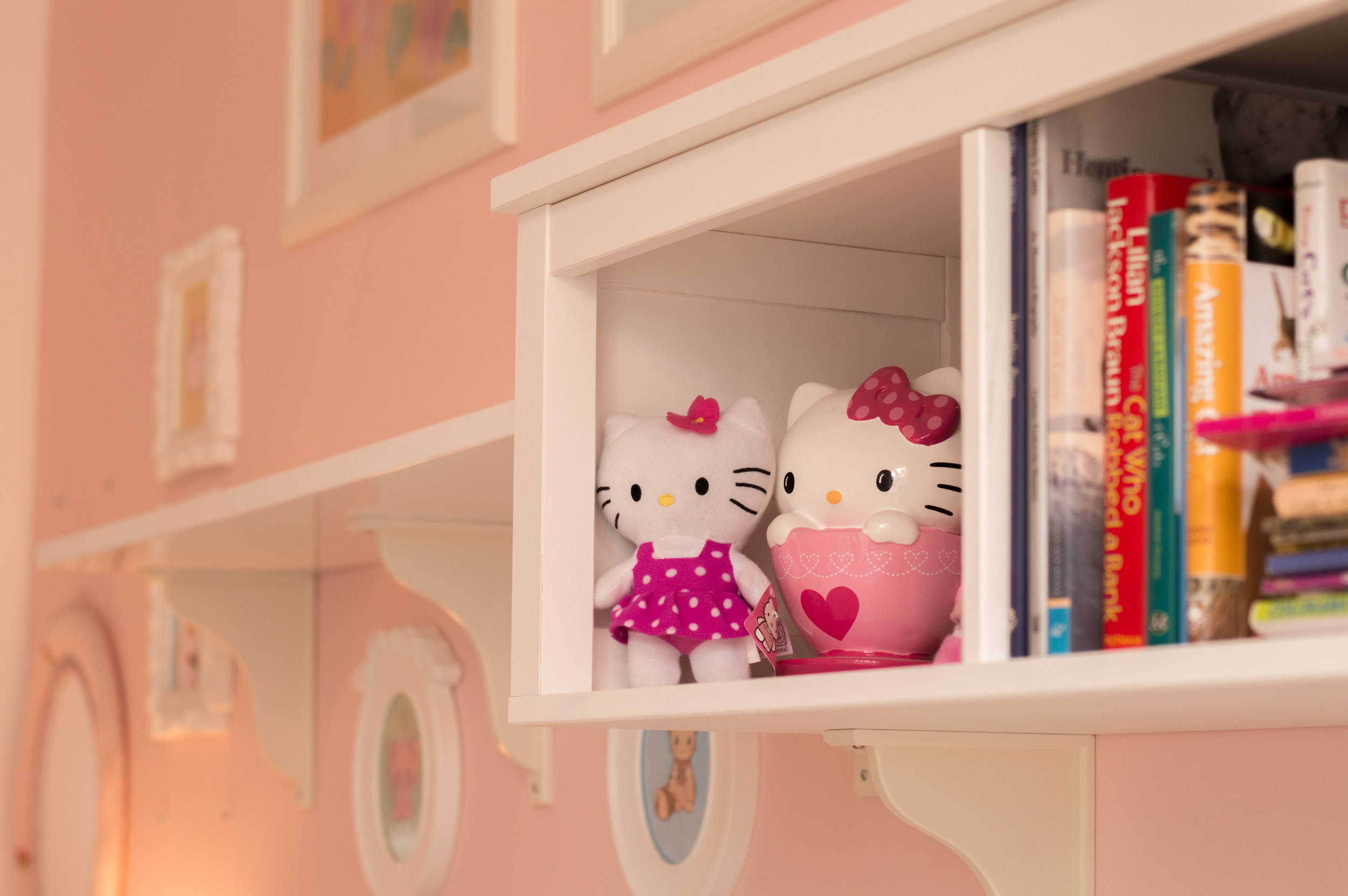 OH YES! I'm also a die-hard Hello Kitty fan hehe