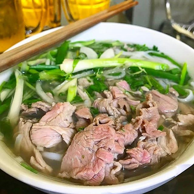 [SAIGON EATS]: This, is probably Hanoi's best pho in Saigon. A must try for everyone. Photo by @guinfitproject