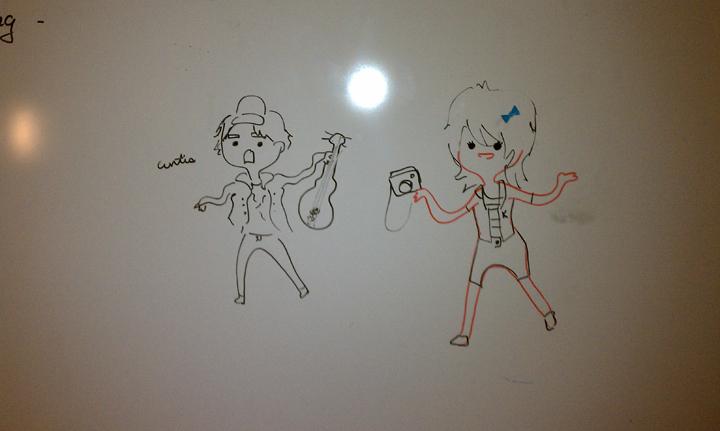 Kara Drawing