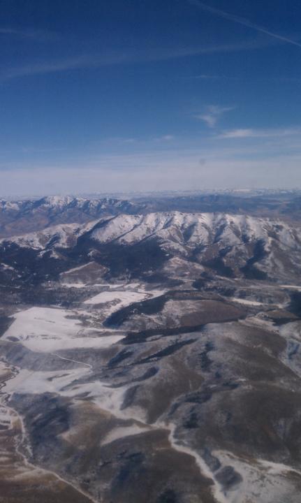 Utah From The Sky