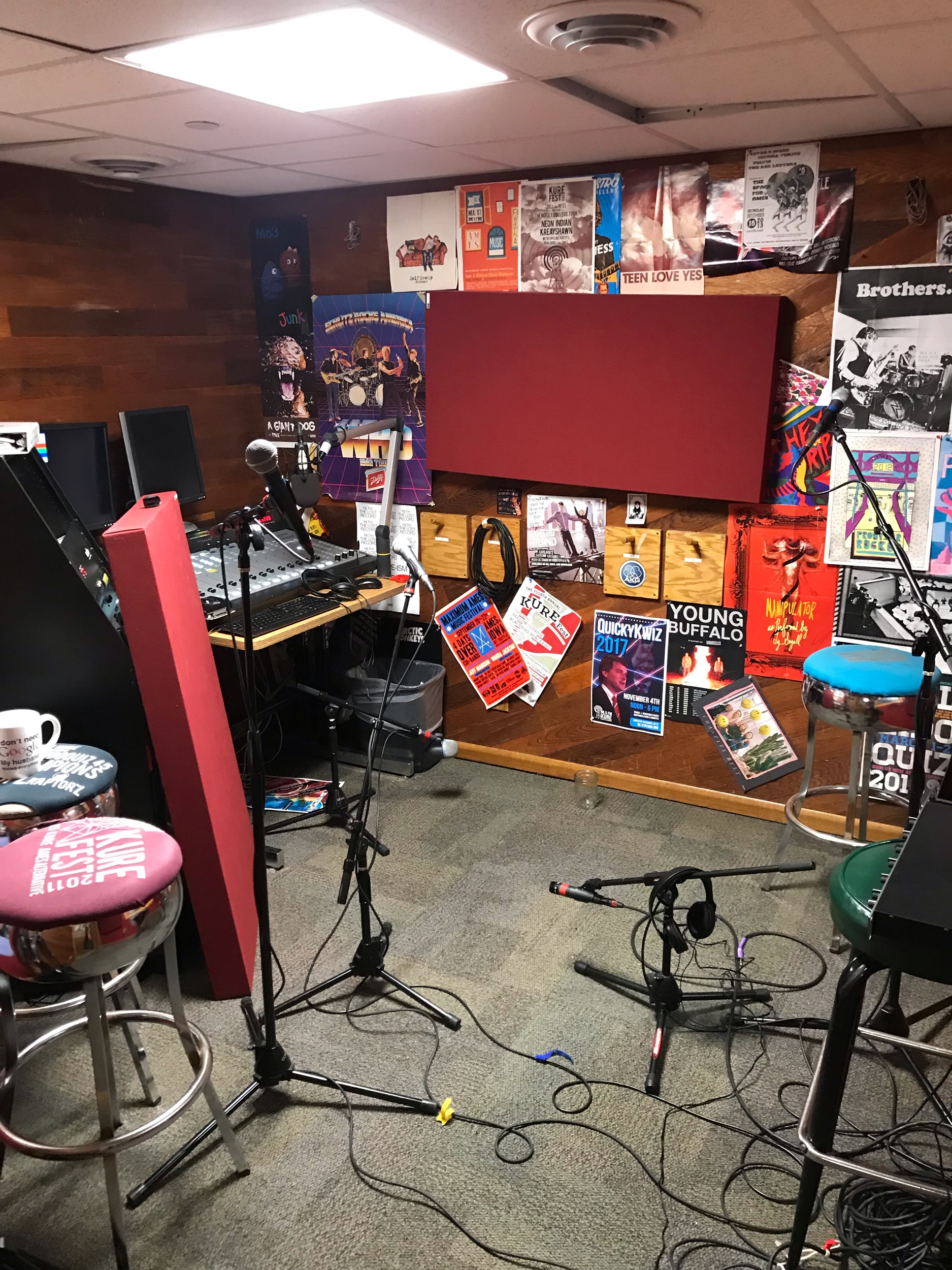 88.5 KURE Studio