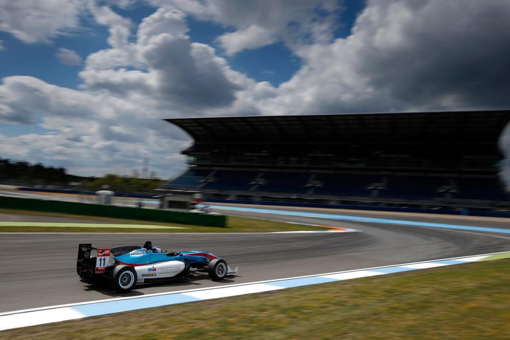 Fabian Schiller, 2015 Hockenheim FIA F3