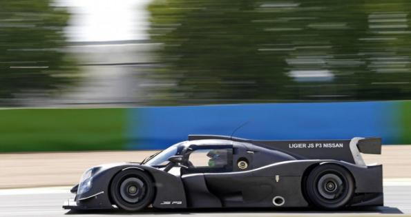 Ligier P3