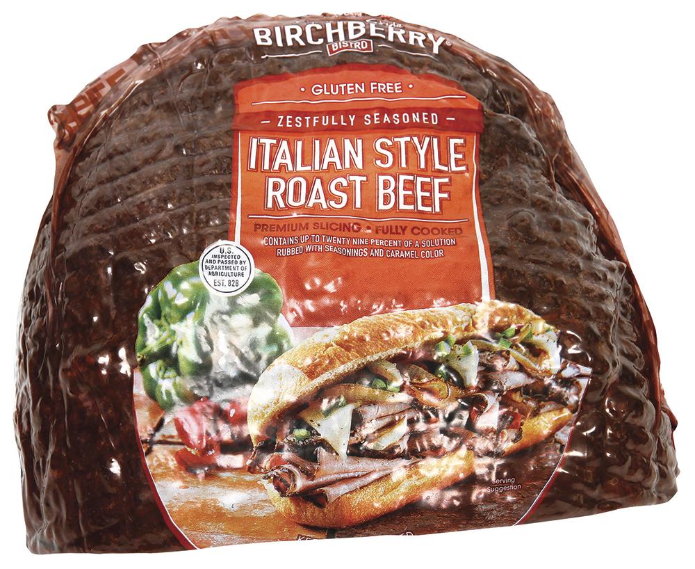 Italian Style Roast Beef