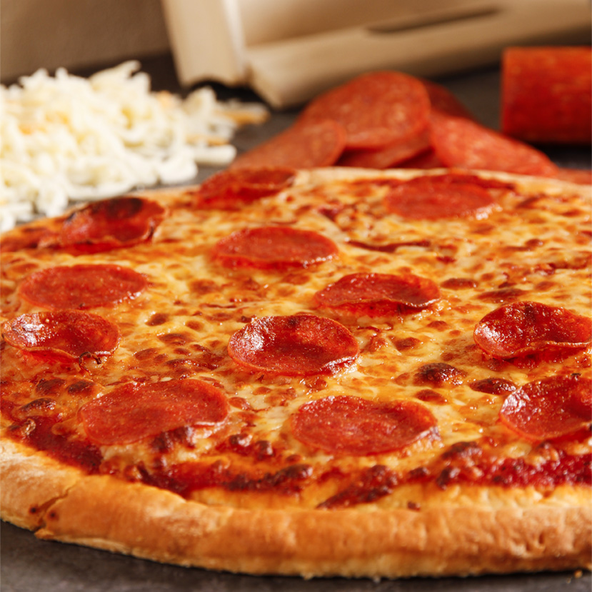 Birchberry Hand Crafted Pepperoni Pizza
