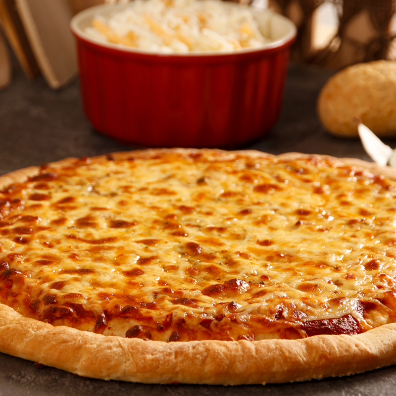 Birchberry Hand Crafted Cheese Pizza