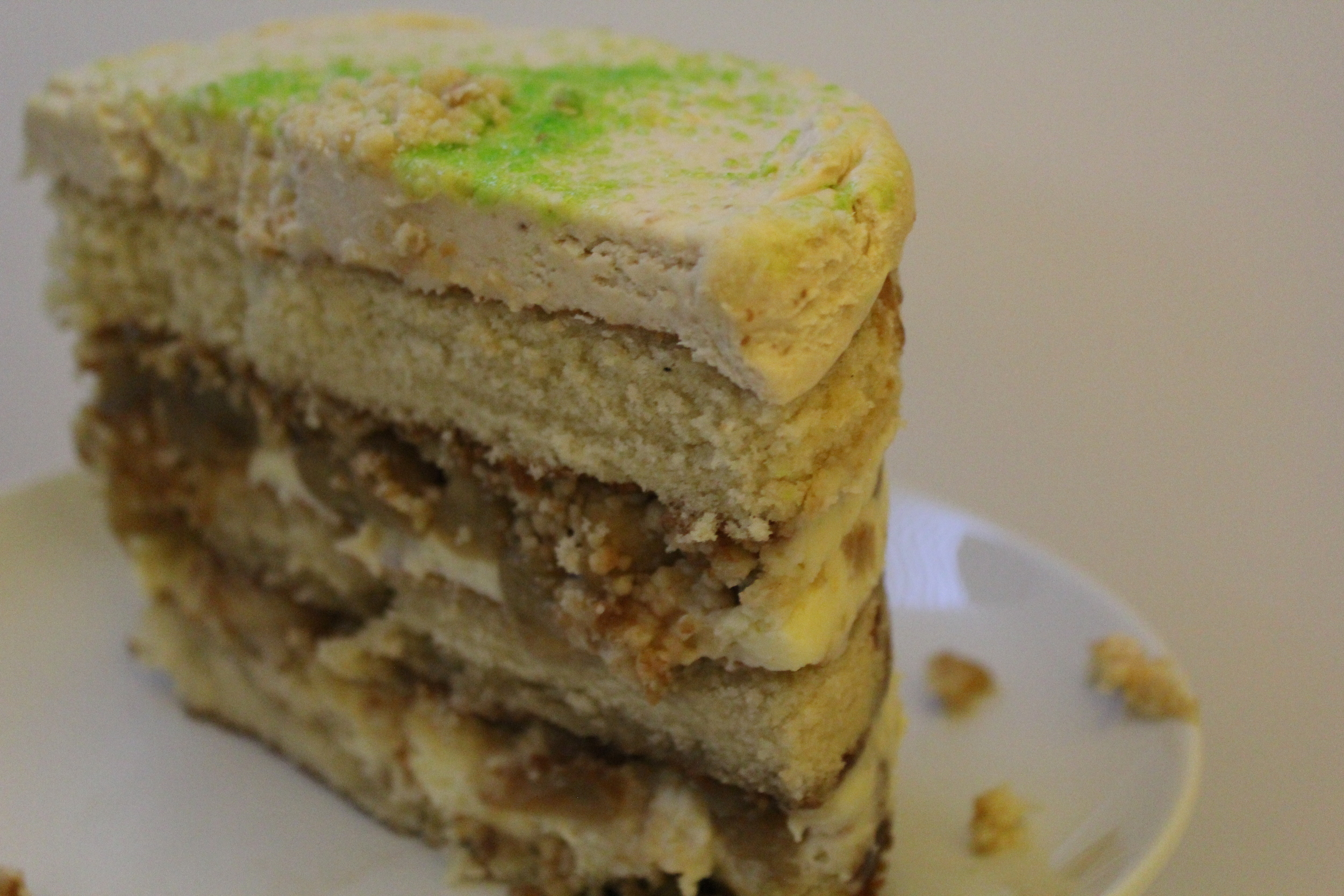 CAKE GUTS