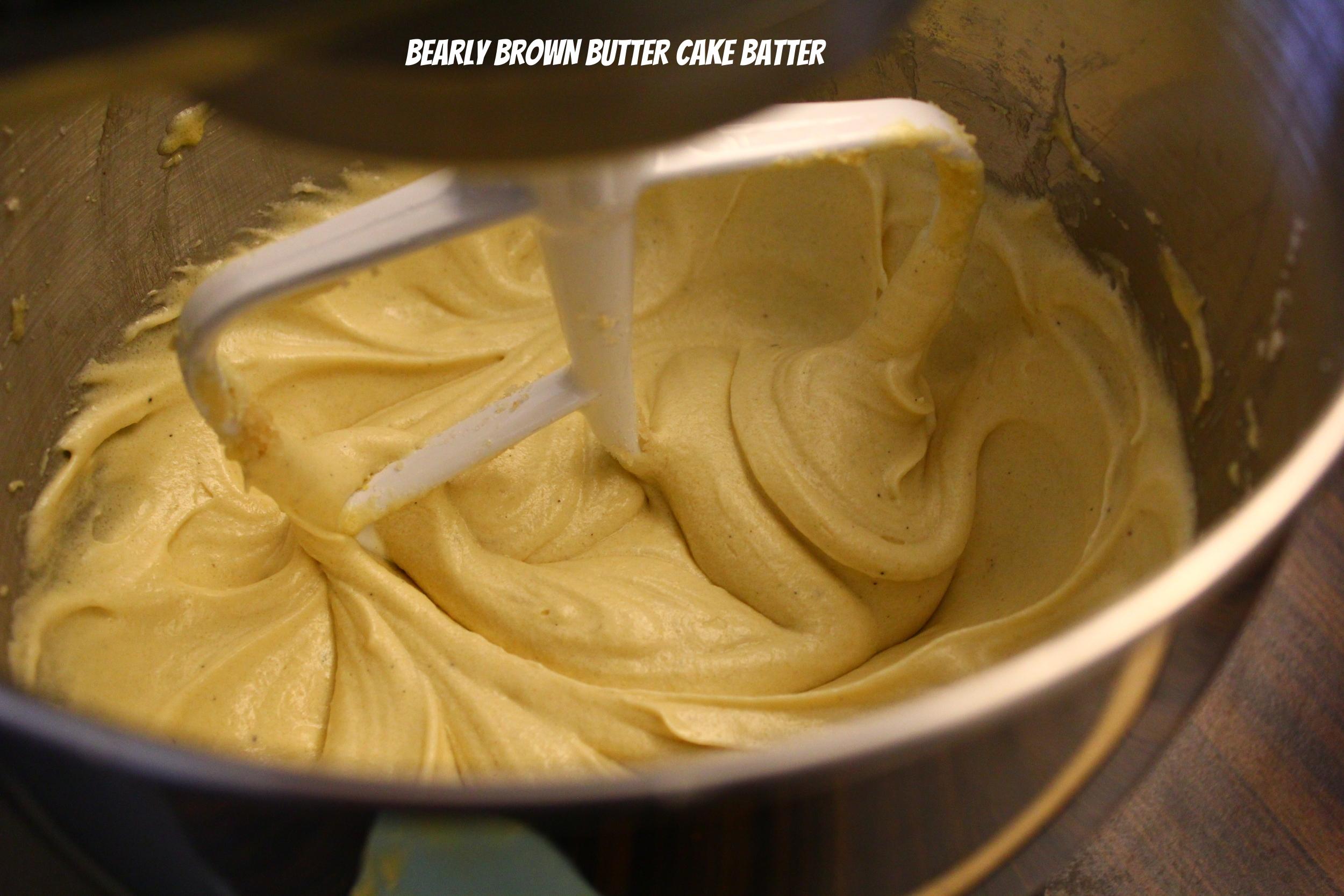 APPLE PIE LAYER CAKE FROM MOMOFUKU MILK BAR