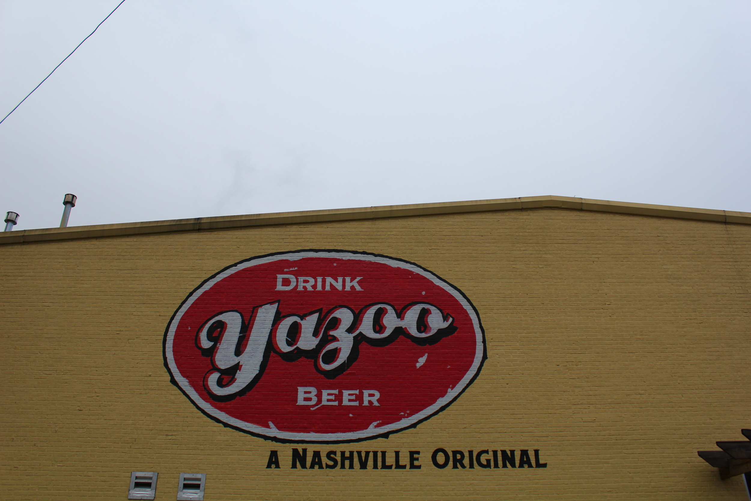 WHAT WE ATE DURING OUR WEEKEND IN NASHVILLE, TENNESSEE: YAZOO BREWING