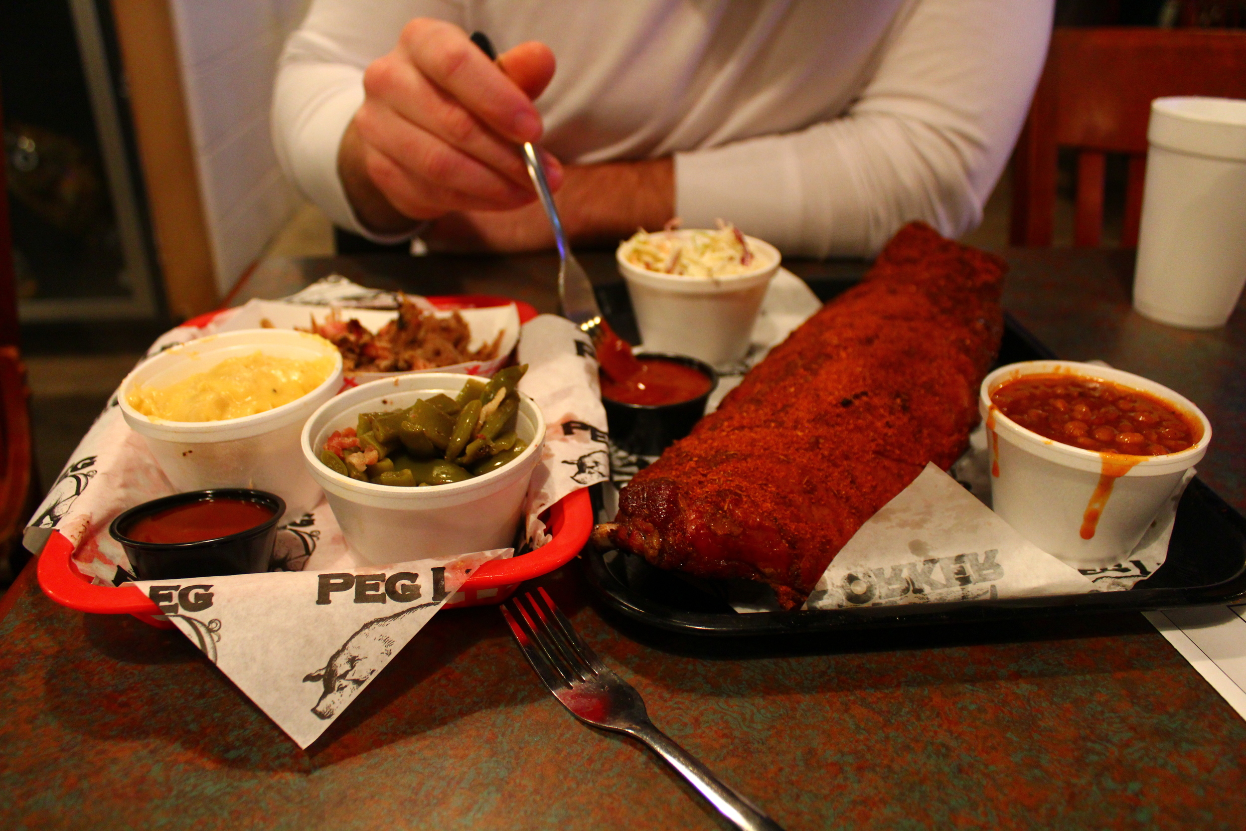 WHAT WE ATE DURING OUR WEEKEND IN NASHVILLE, TENNESSEE