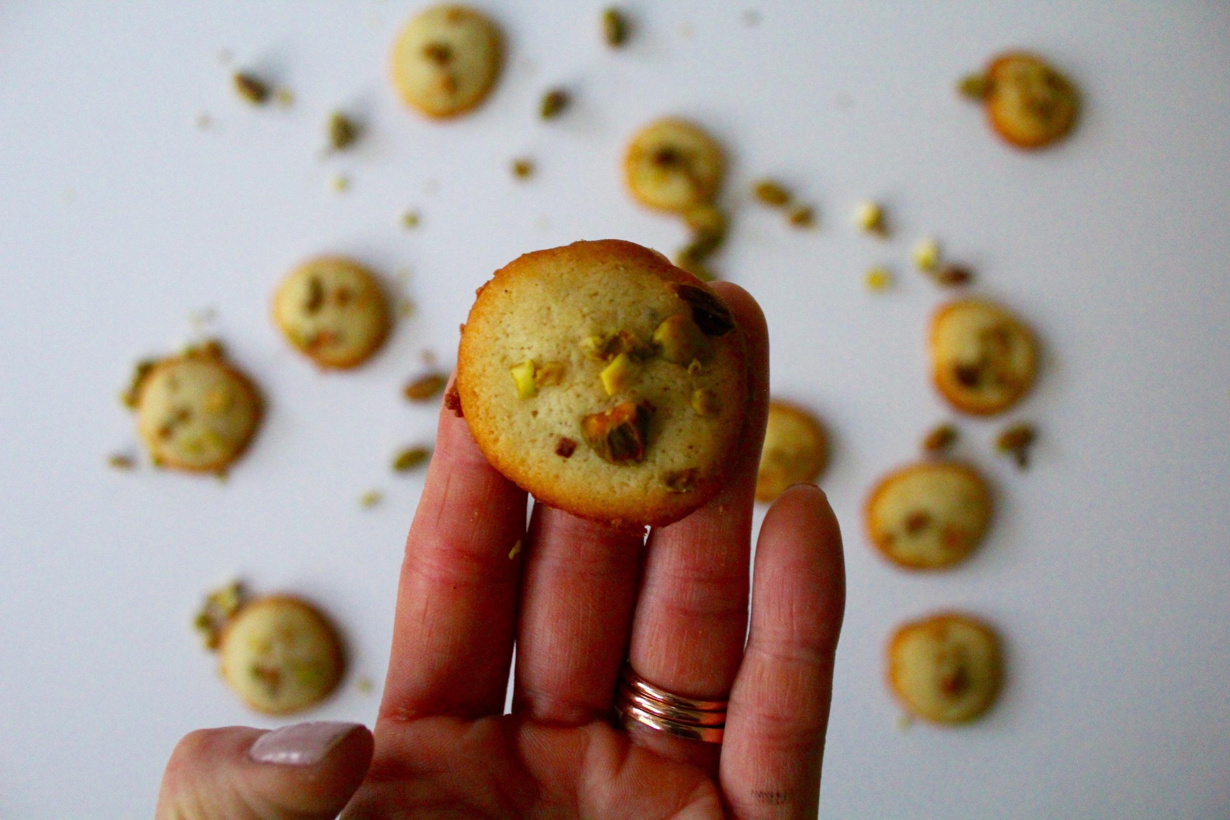 orange zest cardamom cookies
