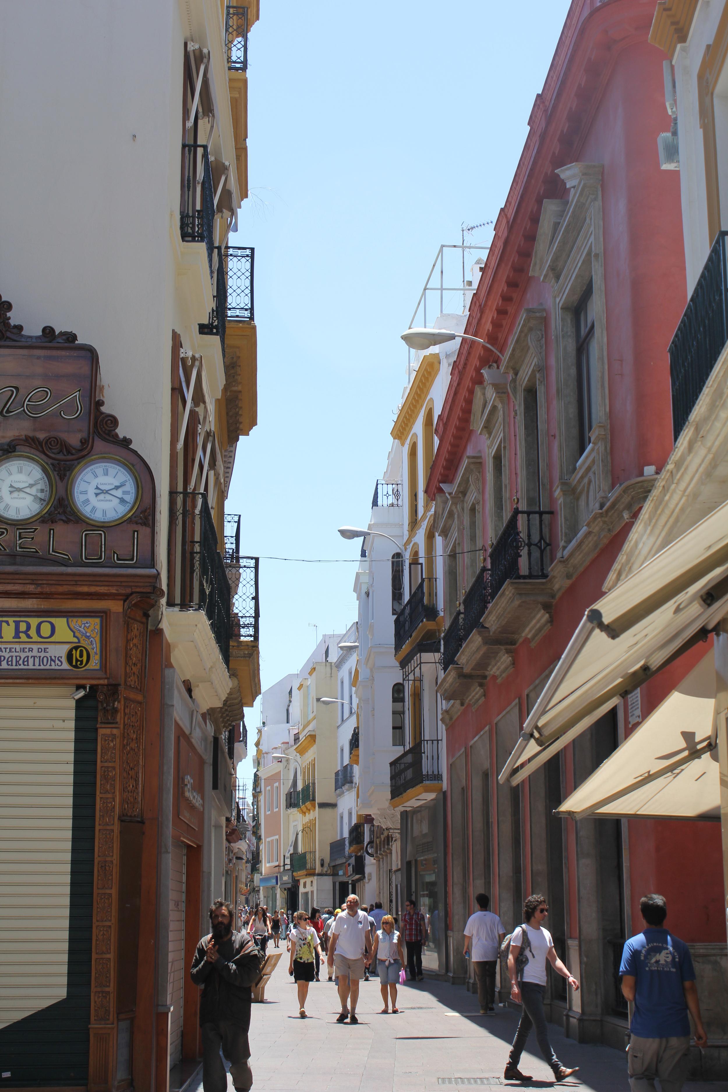 MY EUROTRIP SEVILLA SPAIN