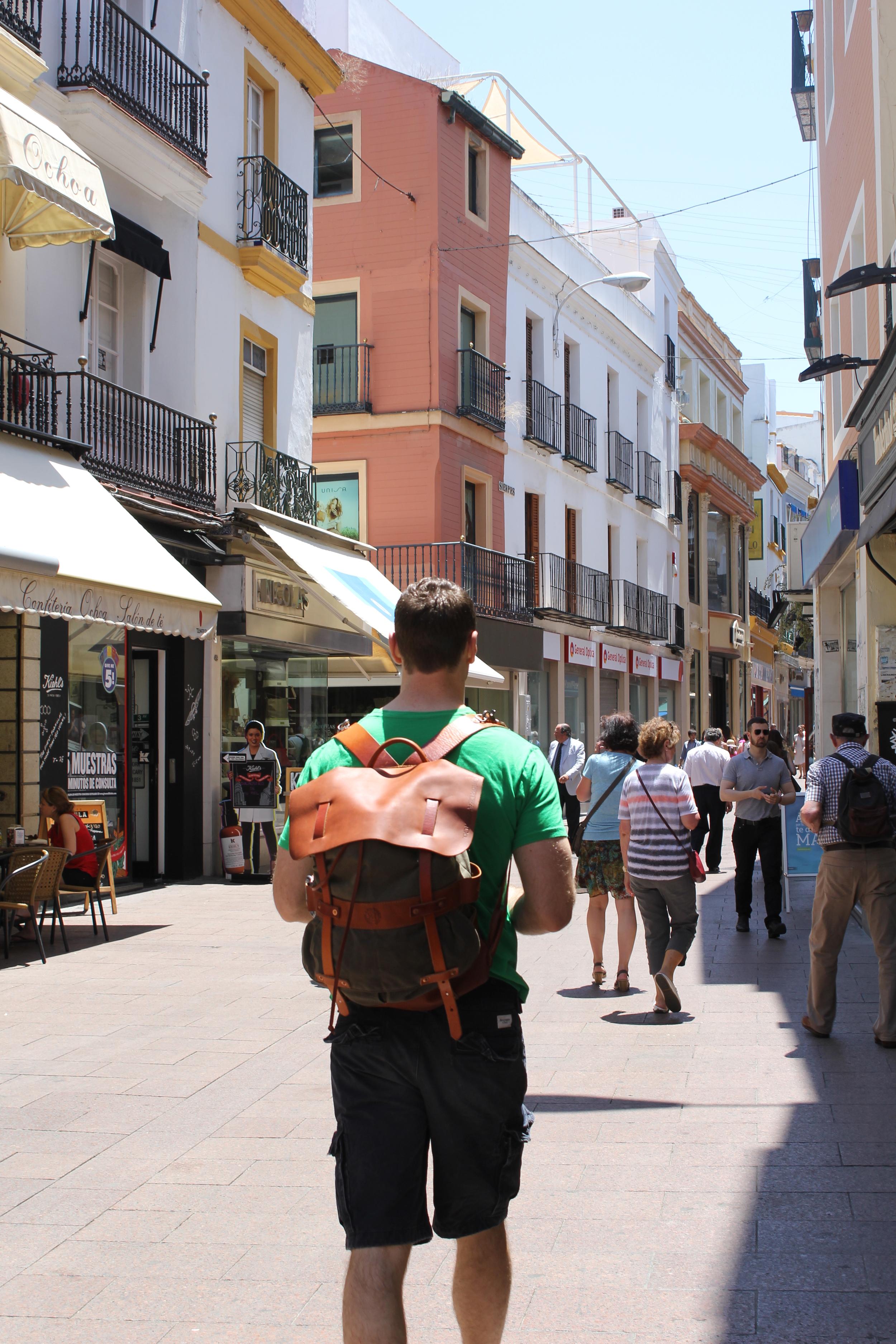 MY EUROTRIP SEVILLA, SPAIN